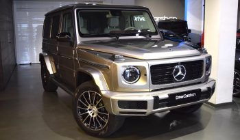 Mercedes-Benz G400 Stronger than time