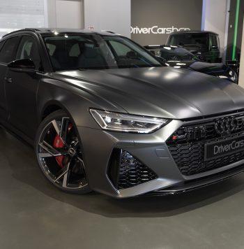 Audi RS6 Daytona Mate
