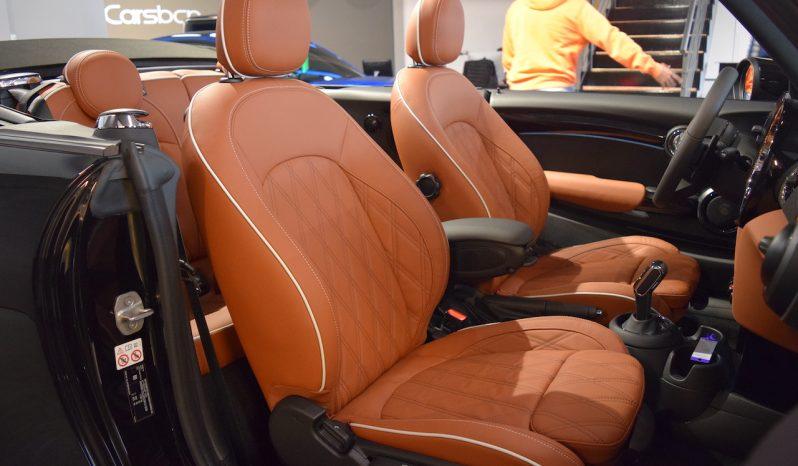 Mini John Cooper Works Cabrio lleno