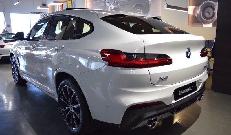 BMW X4 xDrive 20i (IVA Deducible) lleno