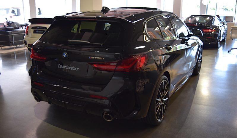 BMW M135i lleno