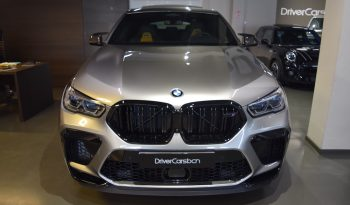 BMW X6 M Competition lleno