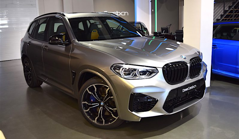 BMW X3 M Competition New Model 510CV lleno