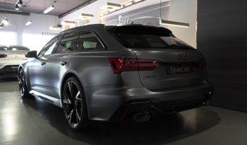 Audi RS6 Avant 600cv tiptronic lleno