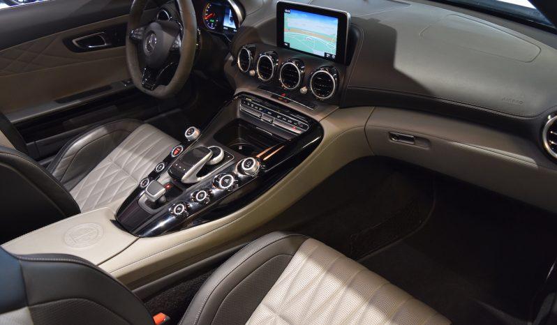 Mercedes AMG GT C Roadster Edicion 50 lleno