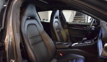 Porsche Panamera Turbo Sport Turismo lleno
