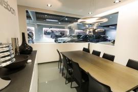 Instalaciones segunda planta Drivercarsbcn