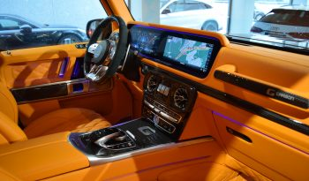 Mercedes G800 G-Carbon Edition 1/1 lleno
