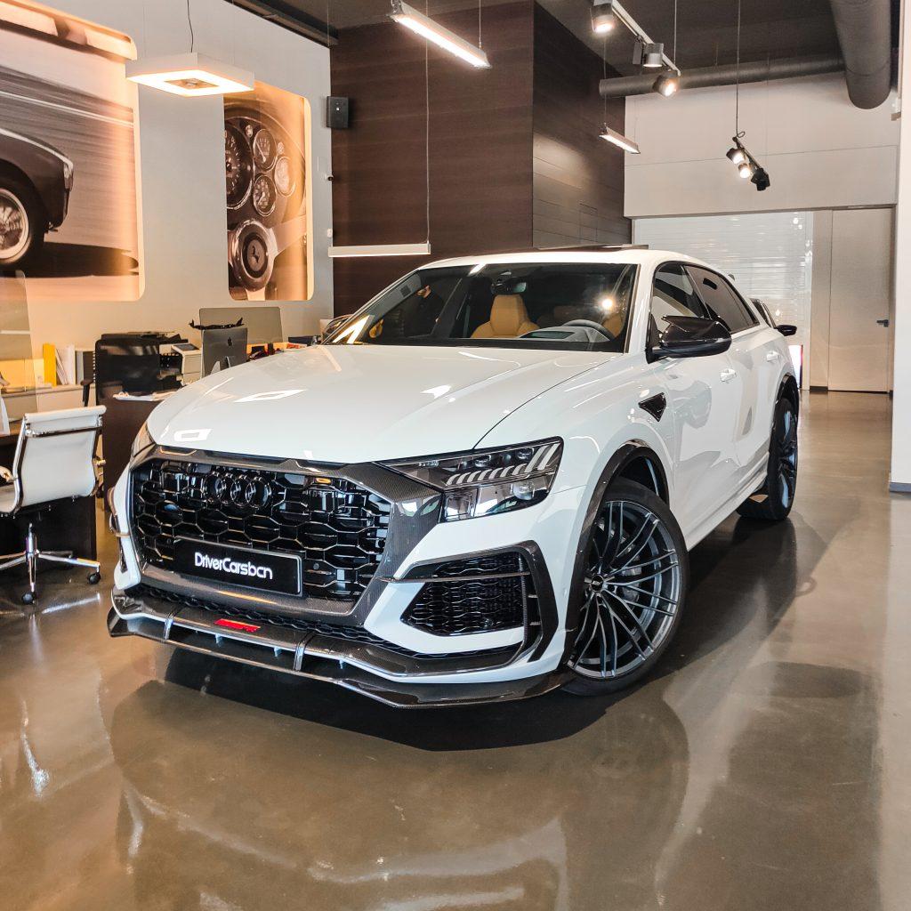 Exterior Audi RSQ8-R ABT