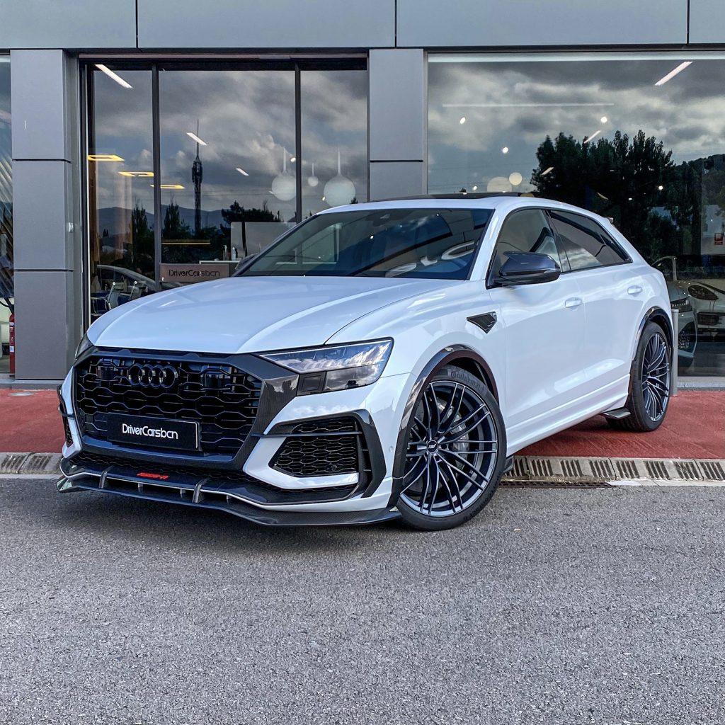 Audi RSQ8-R ABT