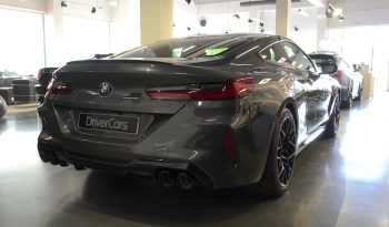 BMW M8 Competition lleno