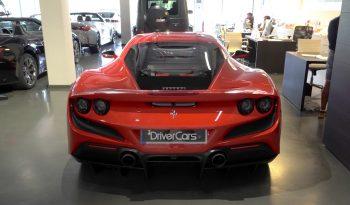 Ferrari F8 Tributo lleno