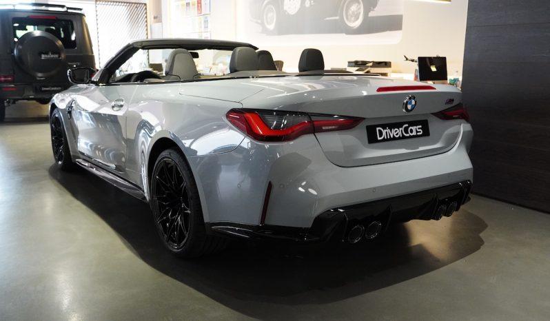 BMW M4 Competition M XDrive Cabrio lleno