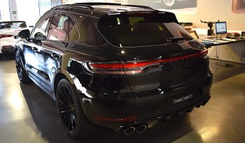 Porsche Macan Turbo lleno