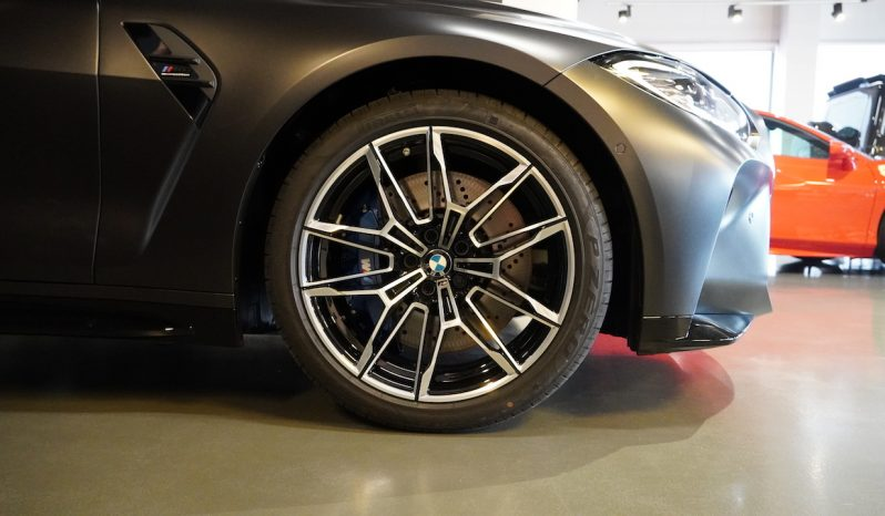BMW M4 Competition Coupe lleno