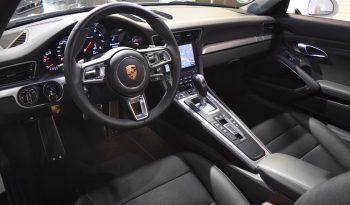 Porsche 911 Targa 4 lleno