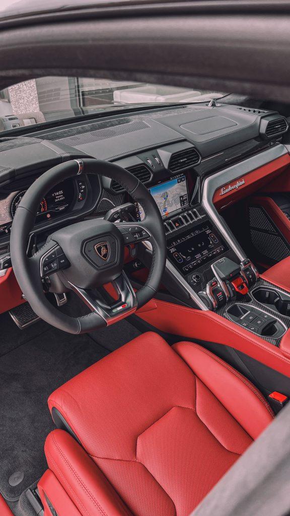 Cockpit y cuadro de mandos
